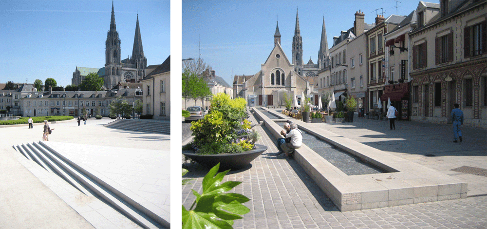 Architecture ref rences ant rieures agence cot for Chartres de bretagne piscine